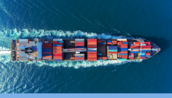 navire containers importation