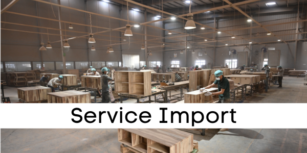 Service Import Inditime