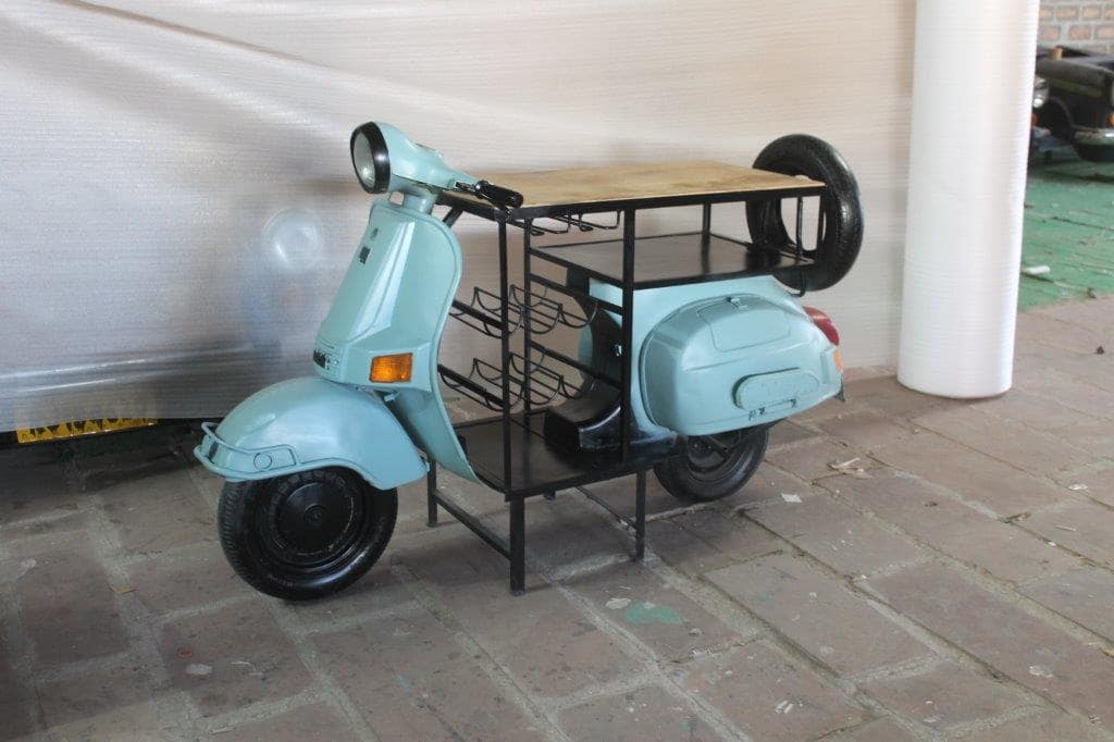 SCOOTER CONSOLE