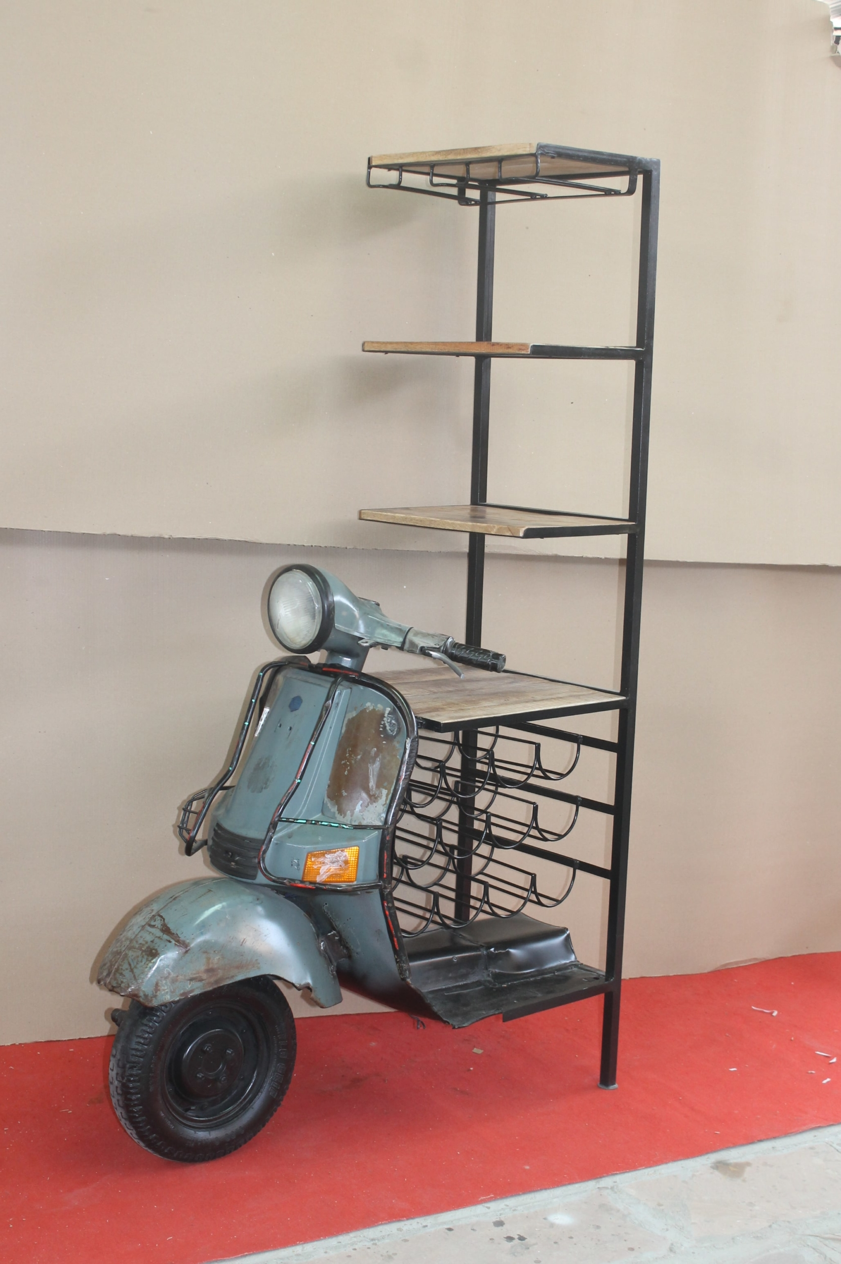 SCOOTER ETAGERE